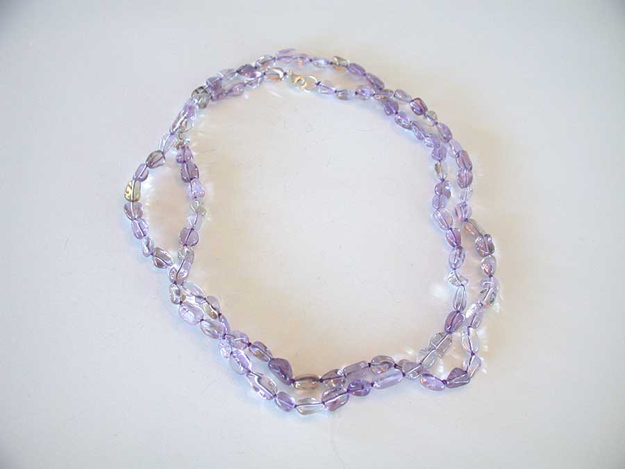 Amy Kahn Russell Online Trunk Show: Ametrine Necklace | Rendezvous Gallery