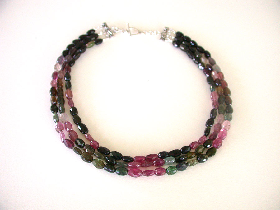 Amy Kahn Russell Online Trunk Show: Tourmaline Necklace | Rendezvous Gallery