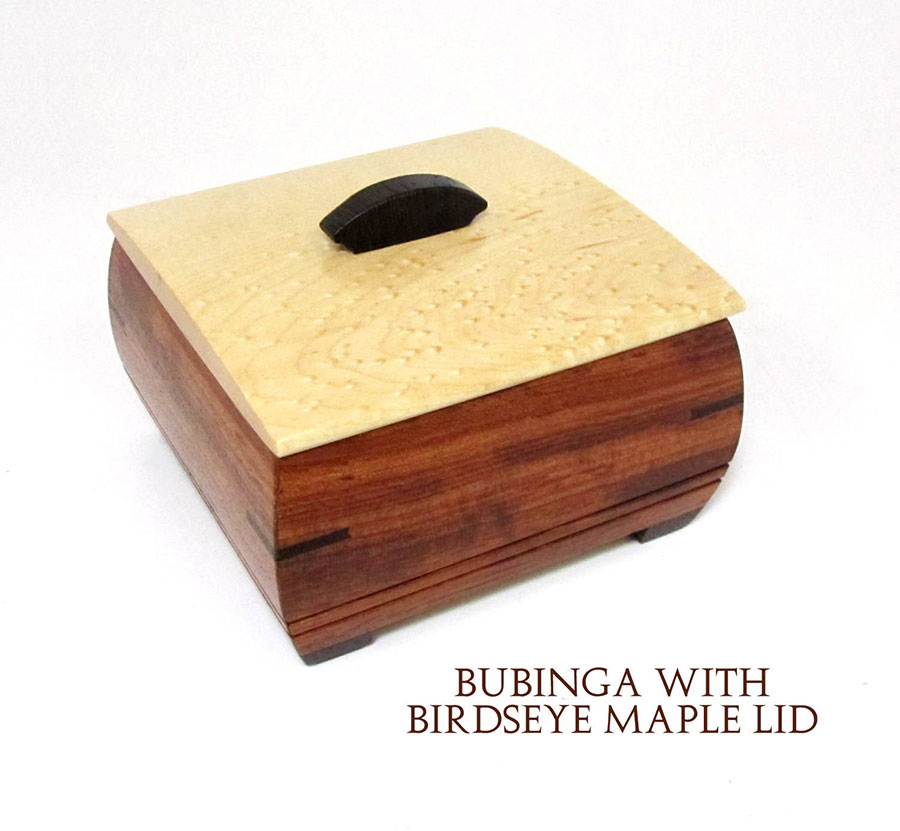 Mikutowski Woodworking: Ring Box | Rendezvous Gallery