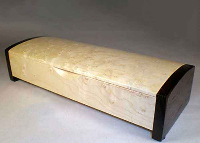 Mikutowski Woodworking: Treasure Chest | Rendezvous Gallery