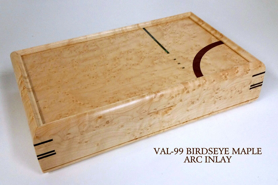 Mikutowski Woodworking: Valet Box | Rendezvous Gallery