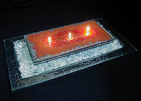 Gift Idea Under $200: 3-Wick Oil Candle by Charlton Glassworks